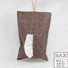 供应亚麻抽纸袋麻布包装袋定做厂家