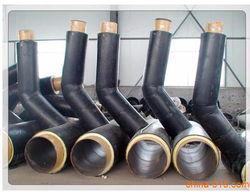 供应新疆管件保温三通,跨越三通,平行三通