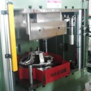 宁波铝压铸件油压切边机销售图片
