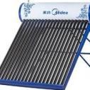 南阳太阳能热水器厂价直销生产图片