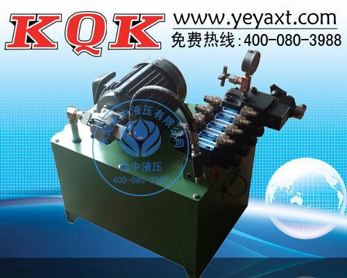 液压泵站_液压泵站供货商图片
