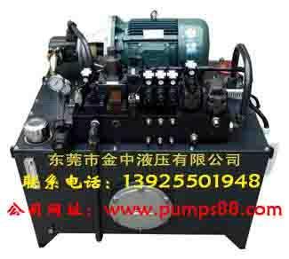 液压系统图片/液压系统样板图 (2)