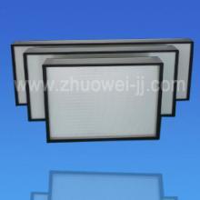 供应超薄式无隔板高效过滤器批发