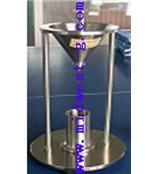 供应通用松装密度测定仪/假比重测定仪(自然堆积法)LDBT-100