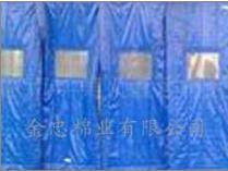 供应商场专用羽绒棉门帘