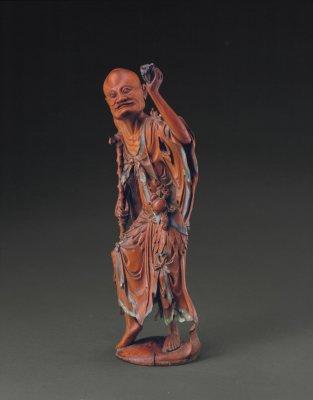 竹雕图片 竹雕样板图 竹雕渔翁怎样出手好在哪里卖价更高 ...