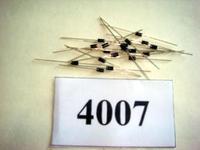 供应二极管IN4007