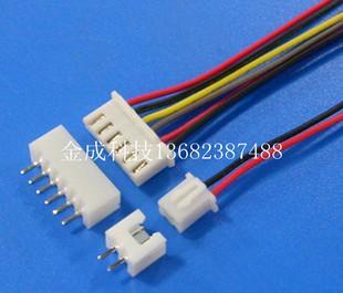 供应XH单支端子线连接线