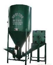 供應雙鶴SH40立式飼料粉碎攪拌機機組可配7.5/11kw錘片粉碎批發