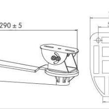 供应优质摄像机支架,监控器支架,枪击支架,压铸铝支架,2772支架批发