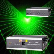 剧院专业激光灯10W单绿激光灯图片