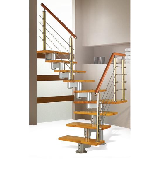 木结构_木结构供货商_供应钢木结构楼梯价格