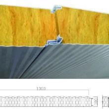供应本溪聚氨酯保温板岩棉复合板各种彩钢板