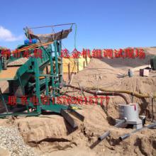 供应提取砂金的设备