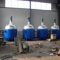 供应反应釜,电加热反应釜,不锈钢反应釜,1000升电加热反应釜