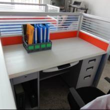 供应钢木质办公桌办公屏风批发