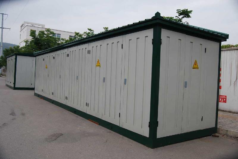 供应欧式箱式变电站 欧式箱式变电站厂 欧式箱式变电站价格 供应箱式图片