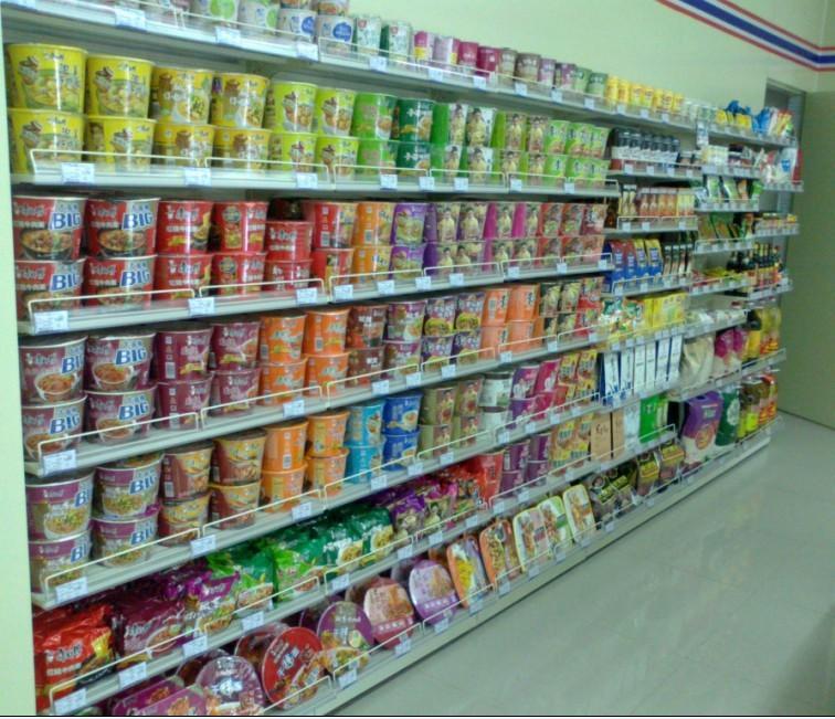 超市货架设计及价格尺寸 超市货架摆放效果图_社会民生攻略_社会民生图片