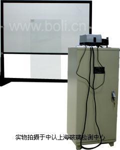 平板浮法玻璃点光源玻筋检测仪图片