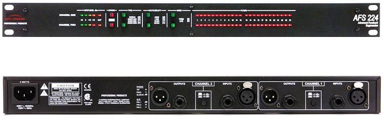 供应DBXAFS224反馈抑制器