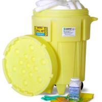 1361-YE化学品泄漏处理桶套装
