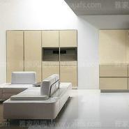 现代钛金板橱柜图片