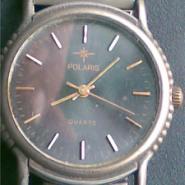 八十年代北极星石英表图片