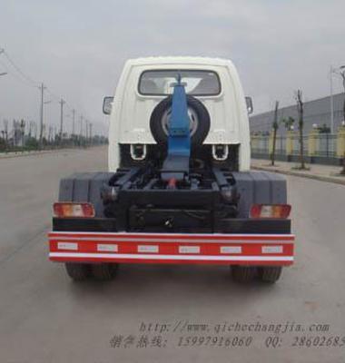 勾臂式垃圾车图片/勾臂式垃圾车样板图 (2)