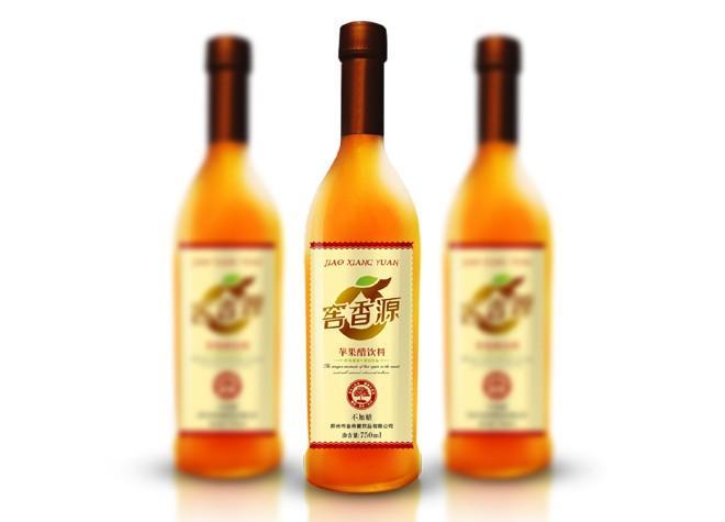 苹果醋包装图片/苹果醋包装样板图 (2)