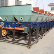 越南铬矿洗选设备大型下动式跳汰机图片