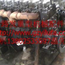 供应二手拆车OM441卡车发动机批发