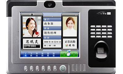 供应可拍照防代打卡考勤机