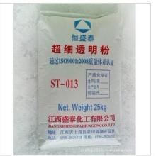 供应浙江优质透明粉厂家江西盛泰化工重质碳酸钙硅灰石粉