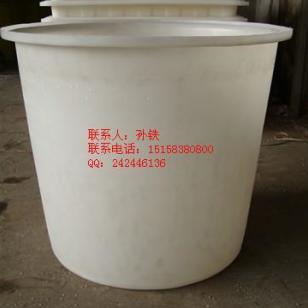 200L大口PE圆桶/200L发酵桶图片
