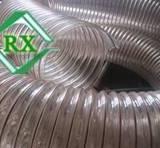 供应食品级钢丝通风管