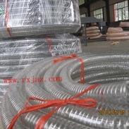 TPU钢丝平滑软管聚醚型食品软管图片
