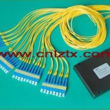 托盘式光分路器托盘式PLC光分路器