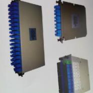 插片式光分路器插片式PLC光分路器图片