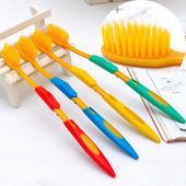 正品韩国纳米树脂双层牙刷纳米牙图片
