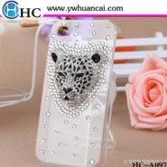 iphone4豹头手机套图片