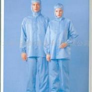药店药厂北京洁净服白大褂加工定做图片
