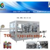 江苏供应茶果汁热灌装生产线、江苏茶果热灌装生产线厂家、