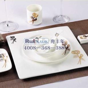 陶瓷餐具批发图片