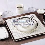 酒店高档陶瓷餐具图片