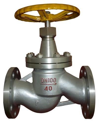 供应j41b氨用截止阀,不锈钢氨用截止阀,明珠不锈钢j41b氨用截止图片