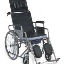 凯洋轮椅KY609GC可折叠式高靠背功能型座便轮椅批发