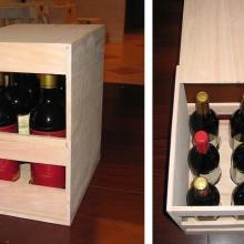 供应木制礼品包装盒、木制红酒盒/曹县隆华工艺品厂