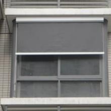 常州导杆式垂直织物遮阳卷帘_无锡建筑外遮阳系统价格批发