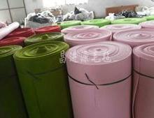 供应化纤毛毡布
