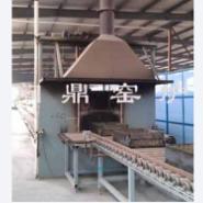 泡沫玻璃窑炉建设施工图片